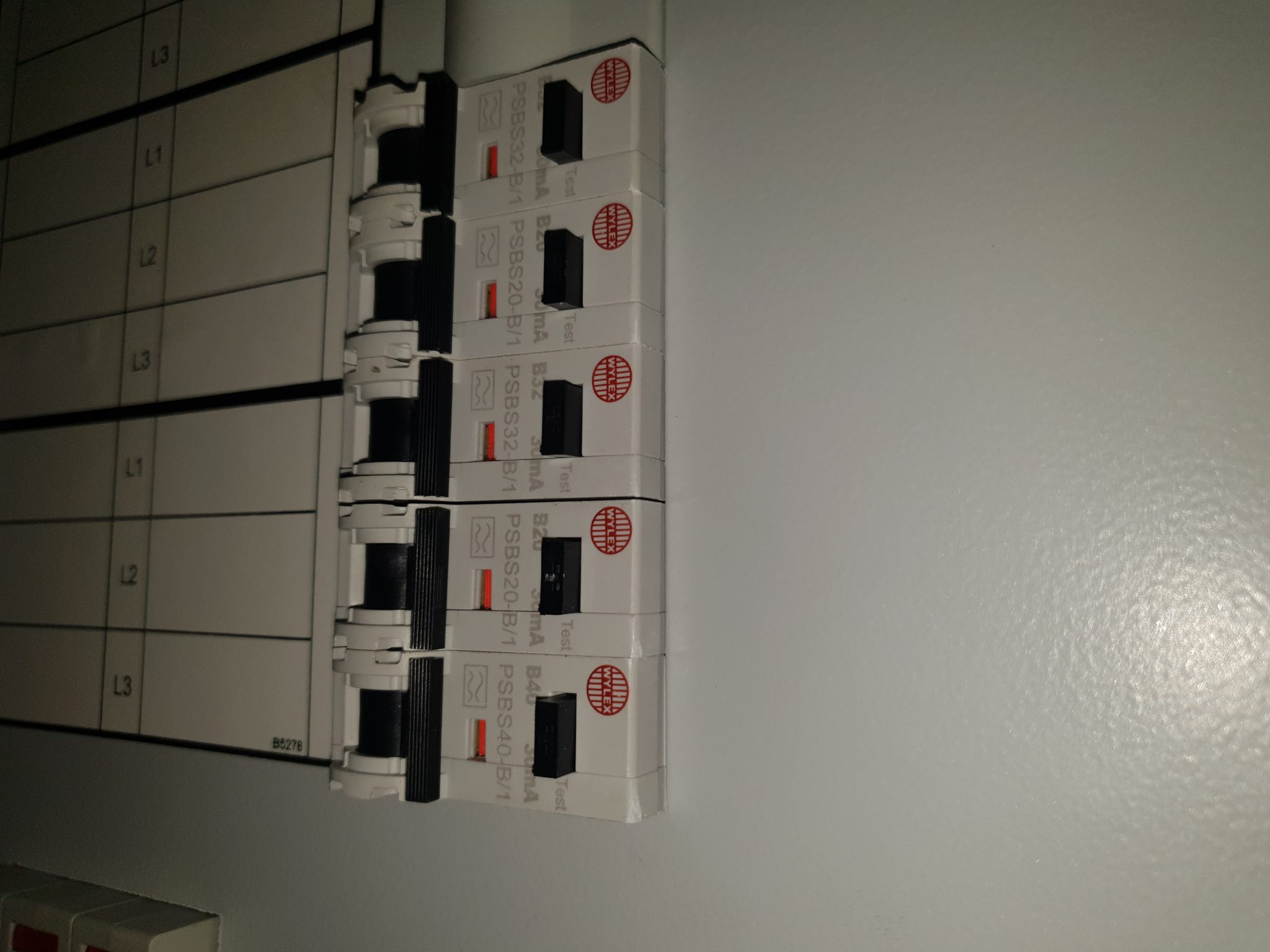 RCD protection provided by RCBO